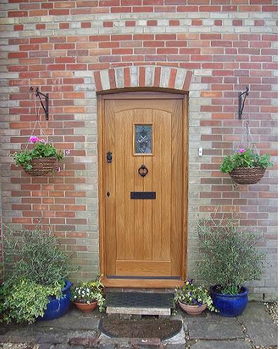 Exterior Timber Doors